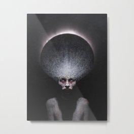 Tiamat v.1 Metal Print