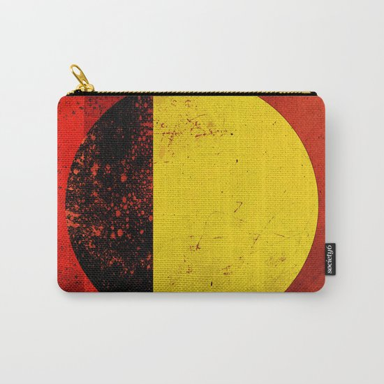 Abstract #203 Carry-All Pouch