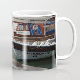 Caunos Riverboats at Dalyan Coffee Mug