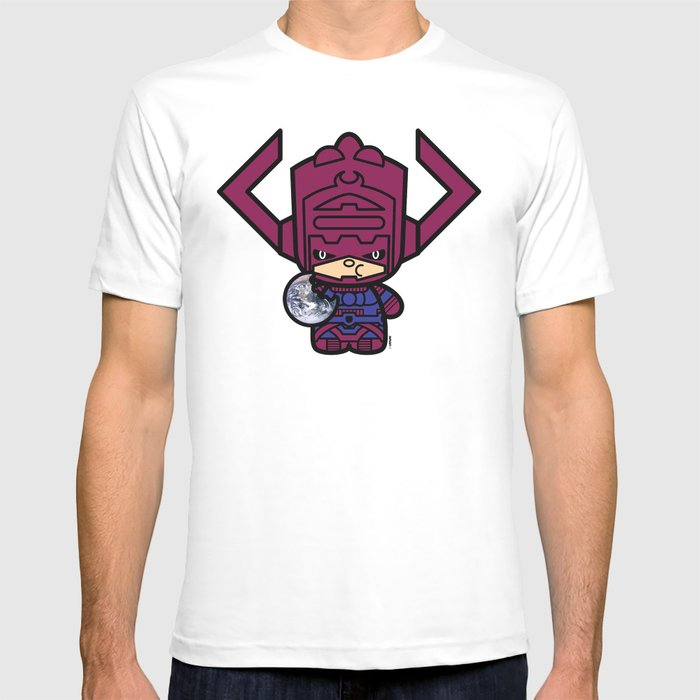 Chibi-Fi Galactus T-shirt