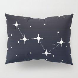 Cassiopeia Constellation Pillow Sham