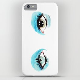 Bowie - Life on Mars? iPhone Case