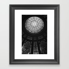enigma Framed Art Print