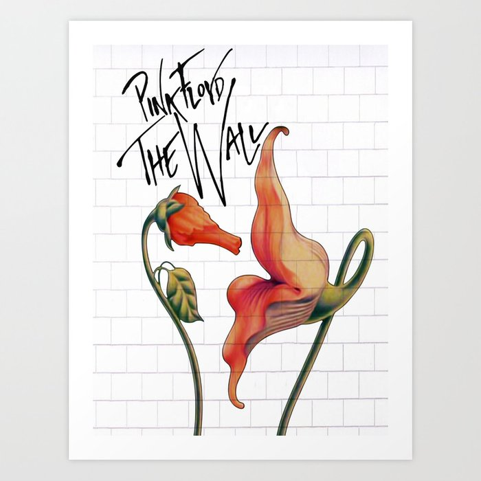 Pink Floyd The Wall Kunstdrucke