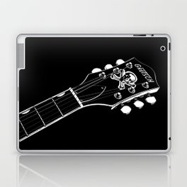 Gretsch Head - Headstock - Rockabilly - Rock Star - Music Laptop & iPad Skin