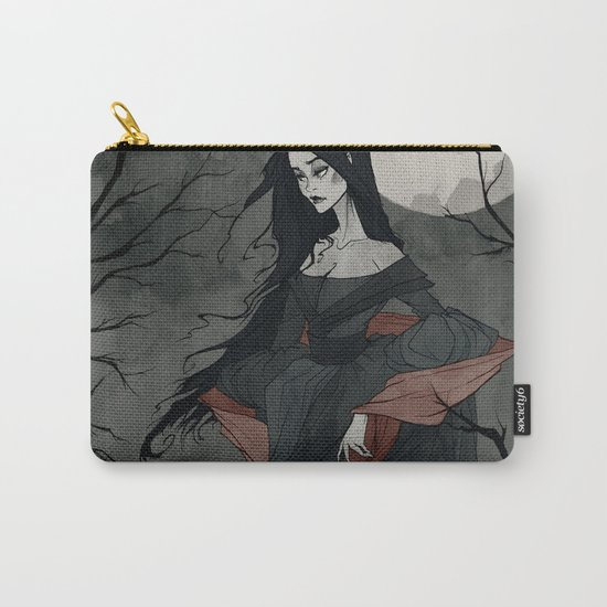 Annabel Lee Carry-All Pouch