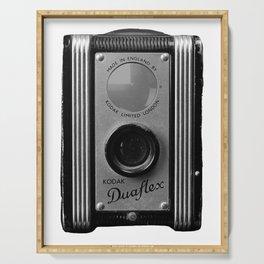 Vintage Camera II Serving Tray
