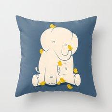 Big Mama Throw Pillow