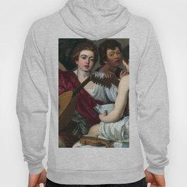 Caravaggio The Musicians Hoody