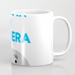 Person Woman Man Camera TV Elephant - Mental Acuity Apparel T-Shirt Coffee Mug