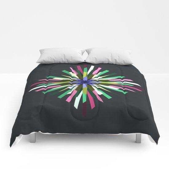 Oxahedron Comforters