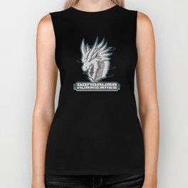Monster Hunter All Stars - The Dondruma Hurricanes Biker Tank