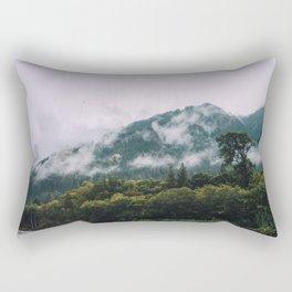 Elwha River - Olympic National Park Rectangular Pillow