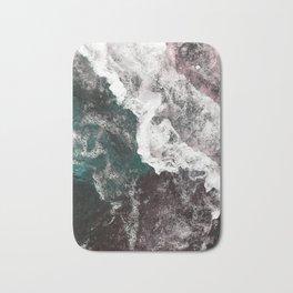 Abstract Sea, Water Bath Mat