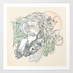 I N K : III Art Print
