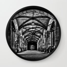 University of Toronto Knox College Cloister No 1 Wall Clock