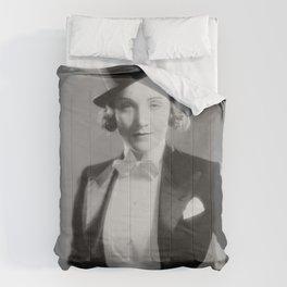 Marlene Dietrich Comforters