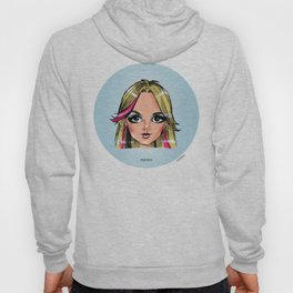 Britney Cartoon: Shameless Hoody