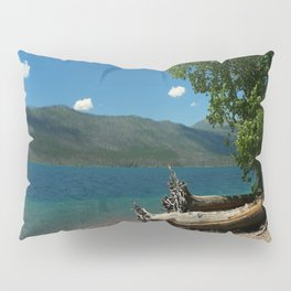 Serene McDonald Lake Pillow Sham