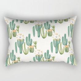 Cactus Desert Rectangular Pillow