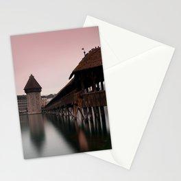 The Chapel Bridge Stationery Cards