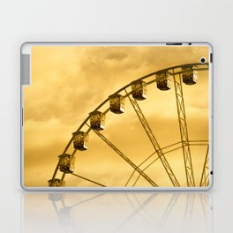 Carnival Is Over Laptop & iPad Skin