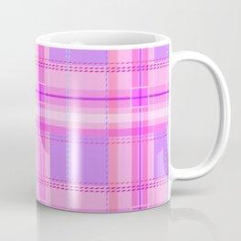 Cuter Than You Plaid Coffee Mug