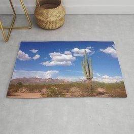 Desert Love Rug