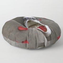 wedding shoes Floor Pillow