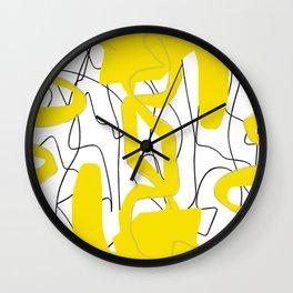 Open Book Wall Clock