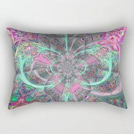 Spiritual Ritual Rectangular Pillow