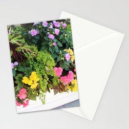 florals en el norte Stationery Cards