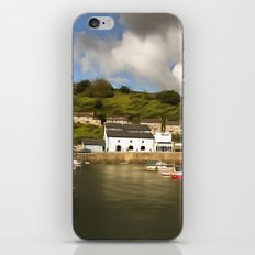 Porthleven Cornwall iPhone Skin
