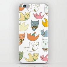 Owlz iPhone & iPod Skin