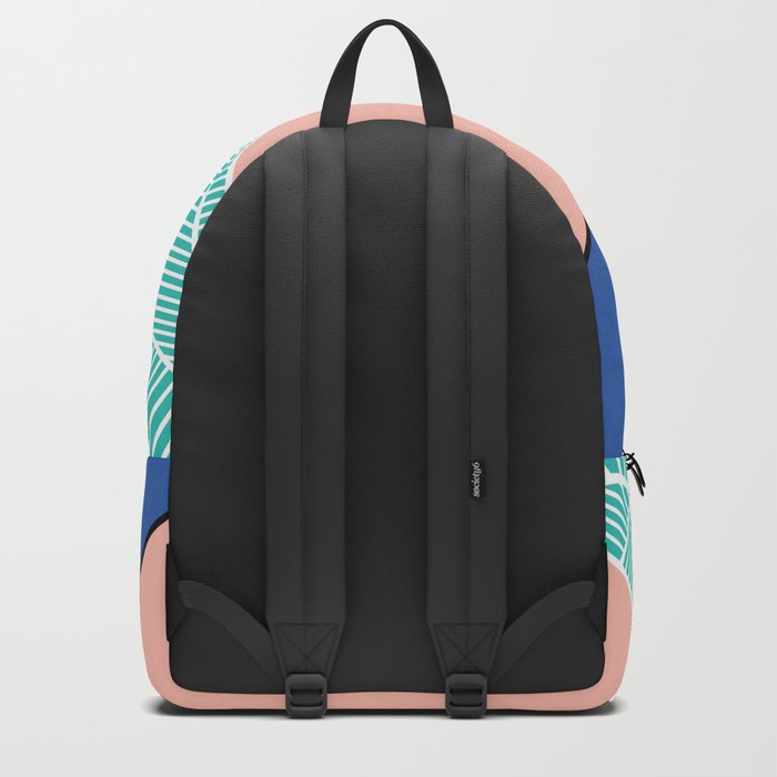 B Rays Geo 4 Backpack