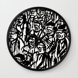 Lumiere 1895 Wall Clock