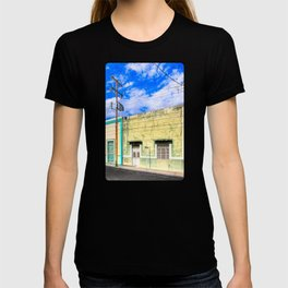 Feeling Electric On The Streets of Mérida Mexico T-shirt