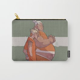 JAIL JUNKERS Carry-All Pouch