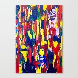 Ascend, Decend Canvas Print