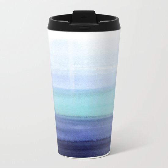 Mykonos Metal Travel Mug