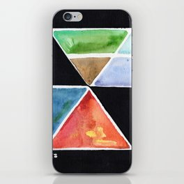 The Elements iPhone Skin