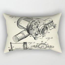 Fishing Reel-1907 Rectangular Pillow