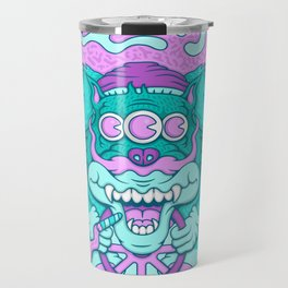 Racing dawg Travel Mug