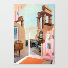 Dream House I Canvas Print
