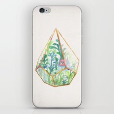 Terrarium II iPhone Skin