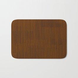 Retro Wood by Friztin Bath Mat