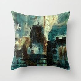 We Don't Care.  Forget It. Throw Pillow