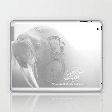 rock&roll Laptop & iPad Skin