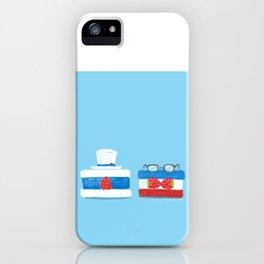 kaicon sandwich ice cream iPhone Case