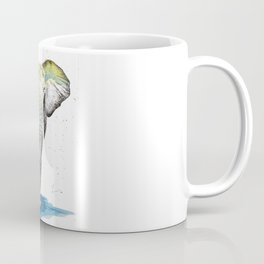 Elephant I Coffee Mug